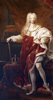 Carlo Emanuele III by la Clementina
