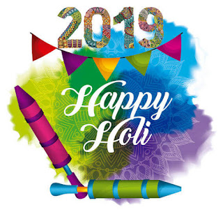 Happy Holi 2019