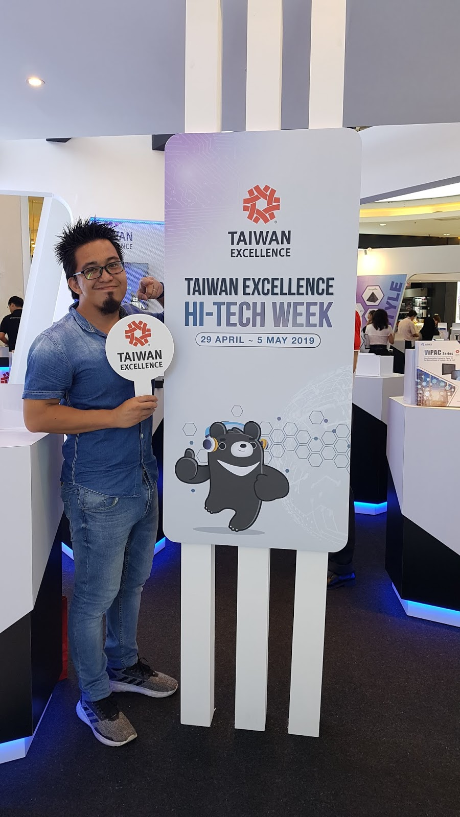 Taiwan Excellence Hi-Tech Week Plaza Low Yat