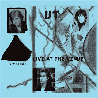 Ut, Live at The Venue