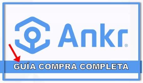 Comprar ANKR Coin Tutorial Español Actualizado Paso a Paso