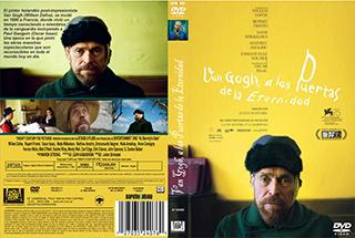 At Eternity's Gate - Van Gogh - Cover DVD