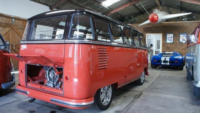 1957 Vw Samba Bus T1 Vw Bus