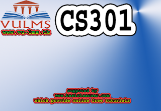CS301 finalterm solved past paper megafile by reference