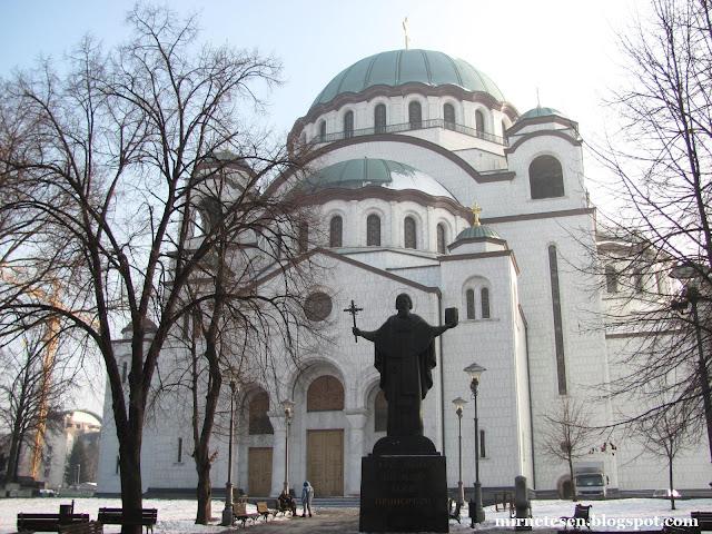 Белград - Храм Святого Саввы
