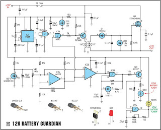 12 Volt Battery Guardian