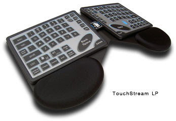 TouchStream LP, Fingerworks
