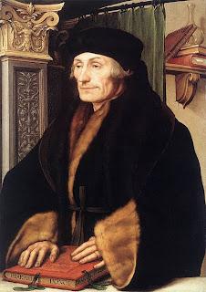 Erasmo de Rotterdam, Desiderius Erasmus Roterodamus