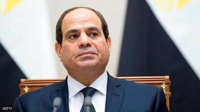 الرئيس السيسي: تحية تقدير واعتزاز للشعب المصري العظيم الذي أبهر العالم باصطفافه الوطنى ووعيه القومي
