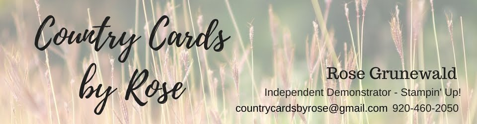 Country Cards by Rose