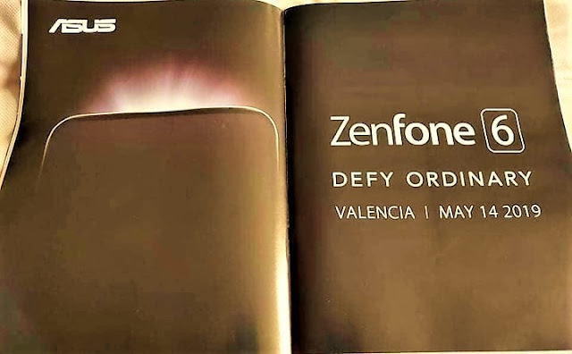 Asus Zenfone 6 Series launch date