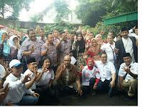 Usai Nonton Debat, Barisan Jokowi Deklarasikan Dukung Anies Sandi