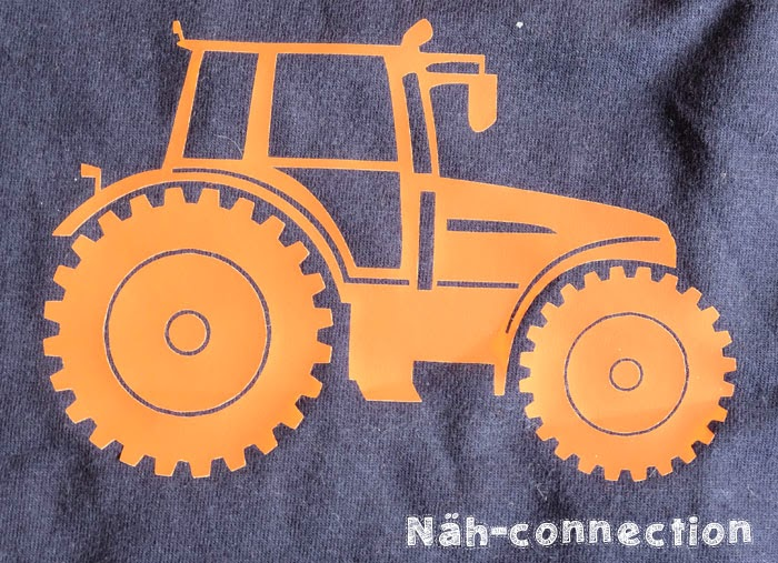 Näh-Connection: Tractor Plotter Freebie/printable/freezer