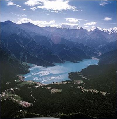 เทือกเขาเทียนซาน (Tian Shan Mountain Range)
