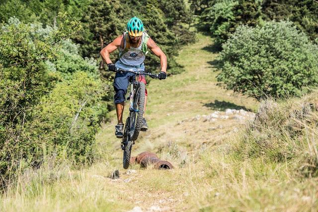 Mountainbike touren frankreich italien grenze