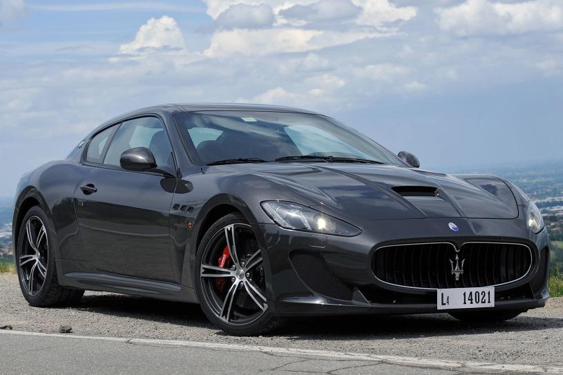 2016 Maserati GranTurismo MSRP