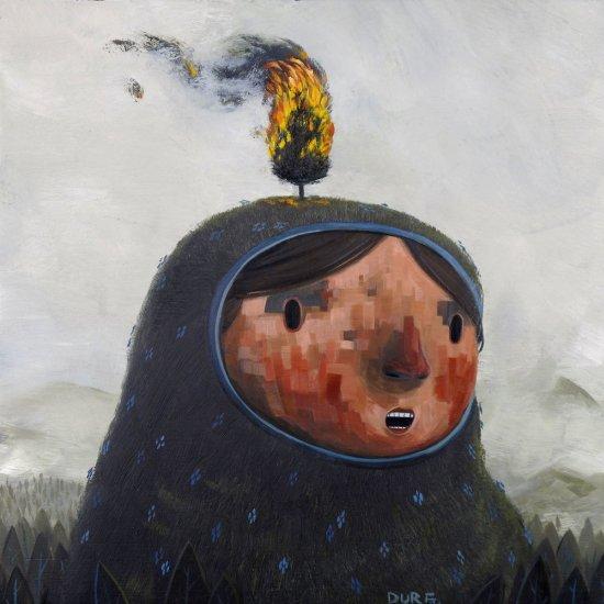 Nathan Durfee pinturas surreais oníricas sonhos narrativas