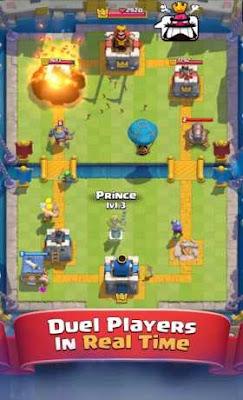 Download Clash Royale Mod Apk Terbaru