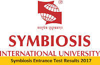 Symbiosis Entrance Test Results