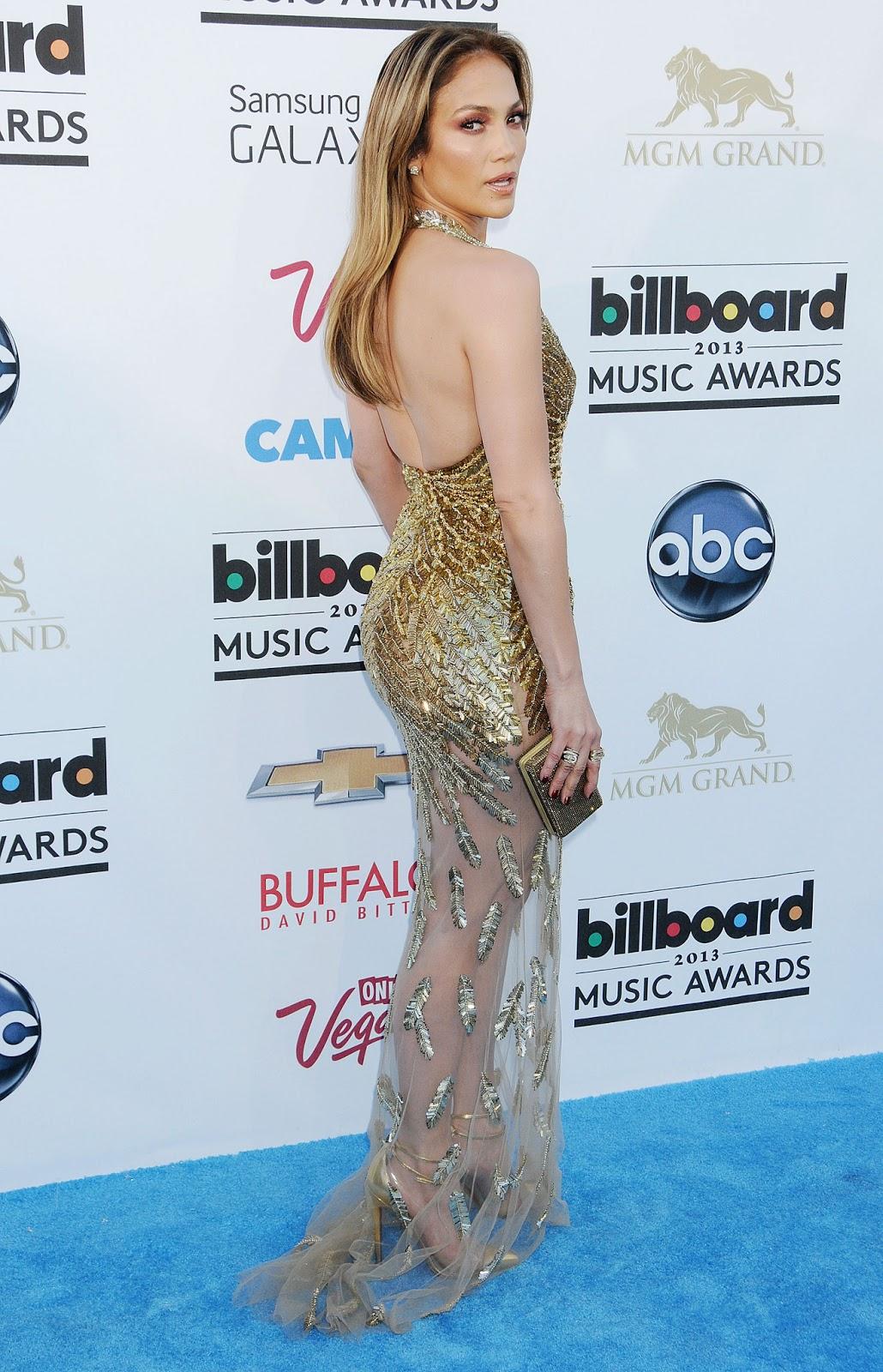 Billboard Music Awards 2016 The Best Hair And Makeup: Jennifer Lopez - 2013 Billboard Music Awards