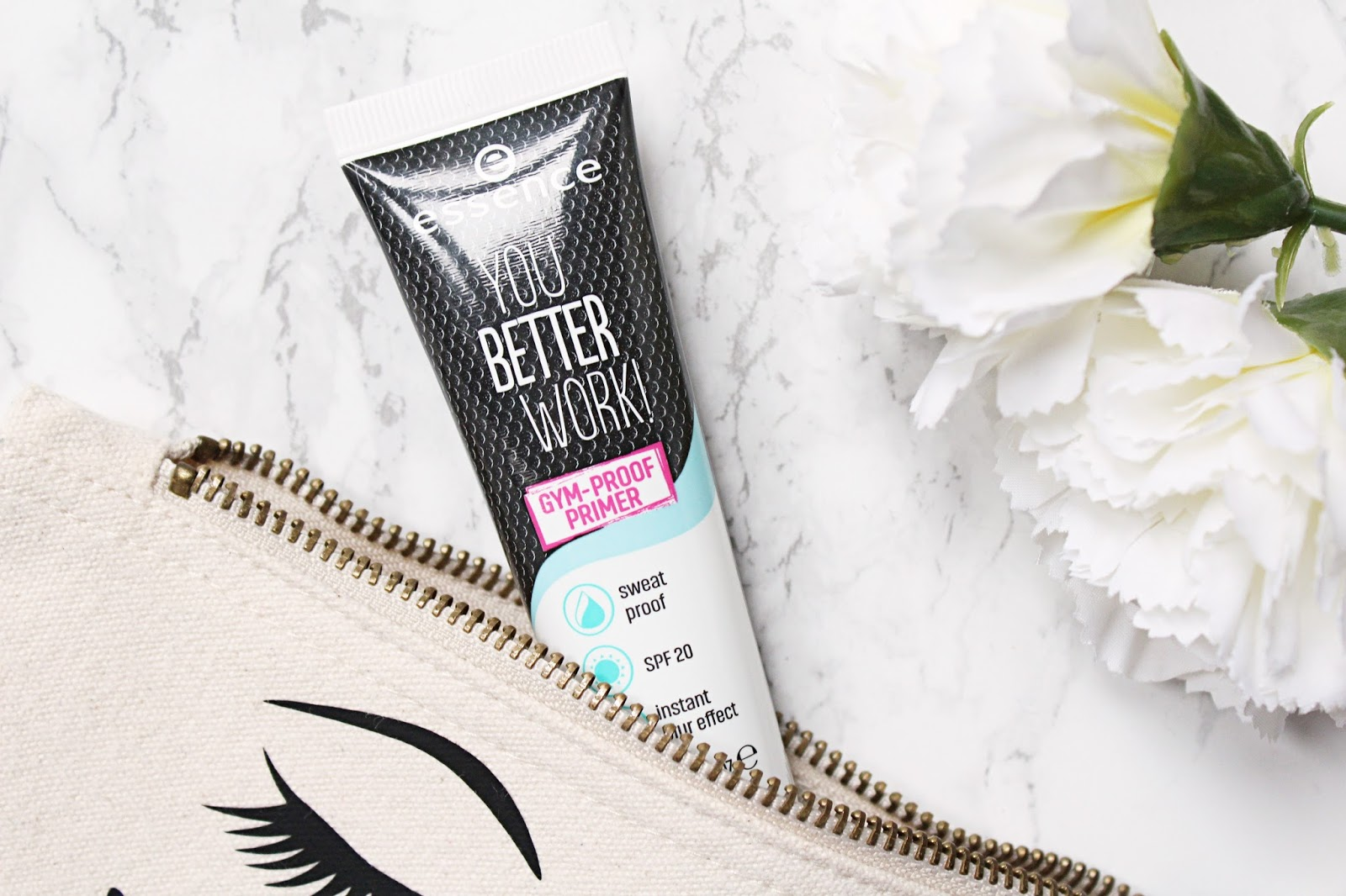 Essence You Better Work! Gym-Proof Primer Review
