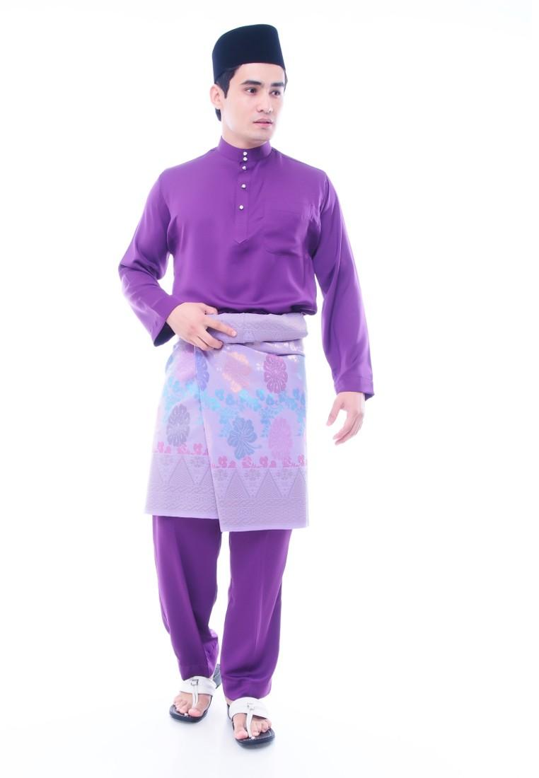 Qiya Saad: Fesyen Baju Melayu Cekak Musang Sempena Hari ...