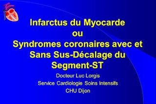 Infarctus du Myocarde ou Syndromes coronaires avec et Sans Sus-Décalage du Segment-ST .pdf