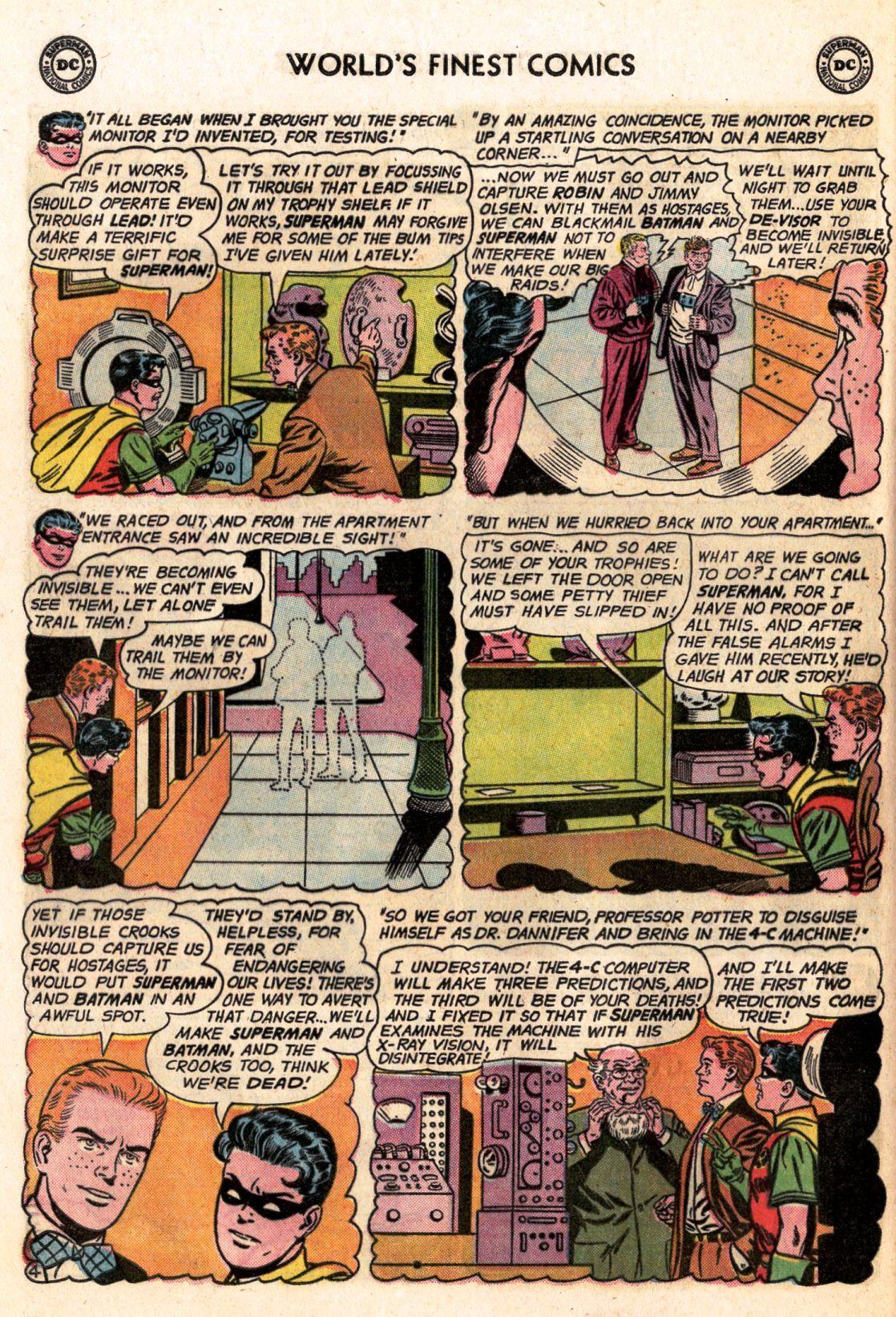 Read online World's Finest Comics comic -  Issue #141 - 16
