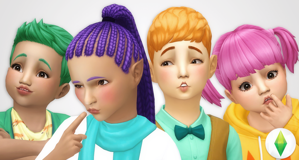 how to get toddler back in sims 4