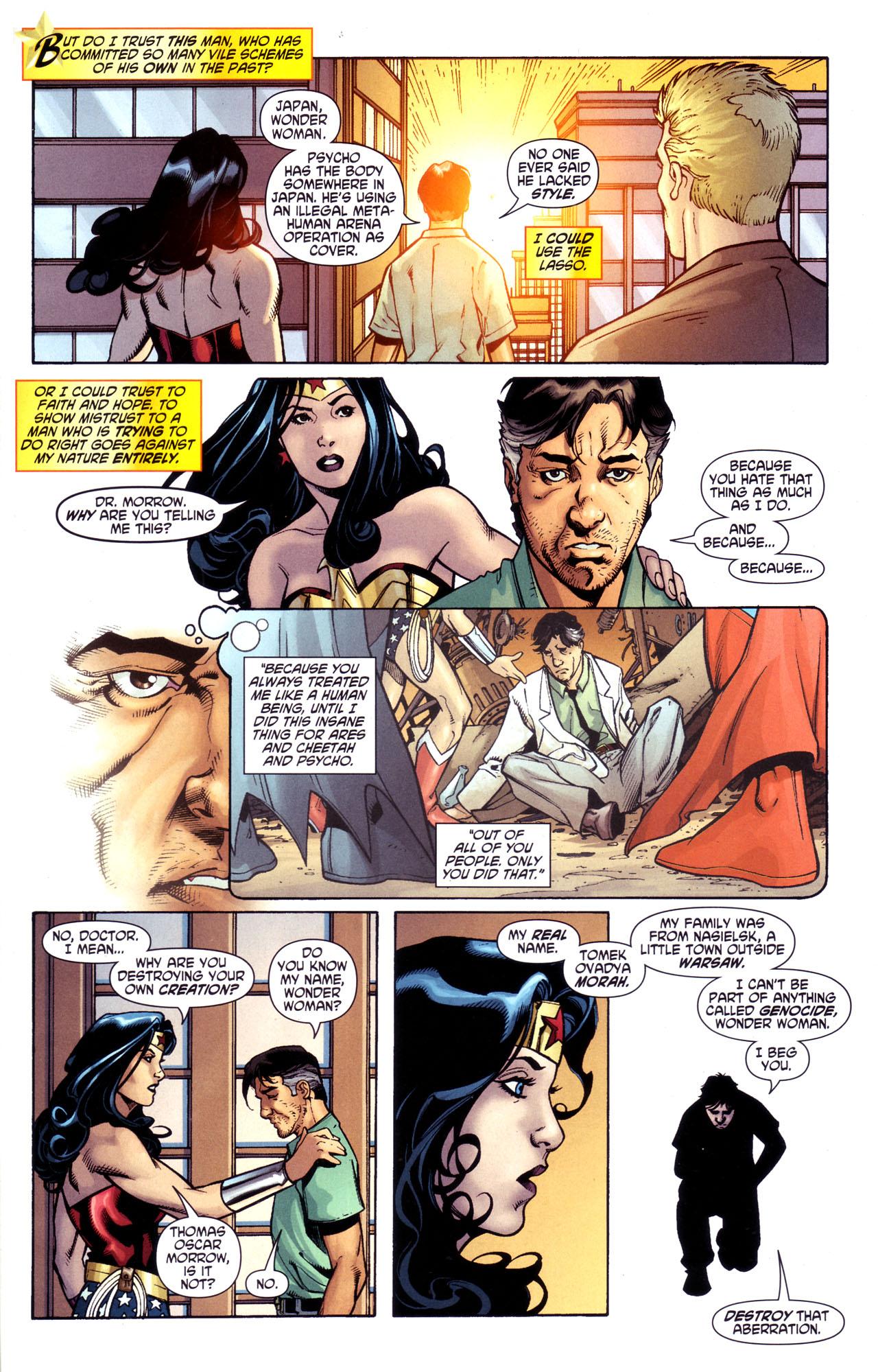 Read online Wonder Woman (2006) comic -  Issue #34 - 8