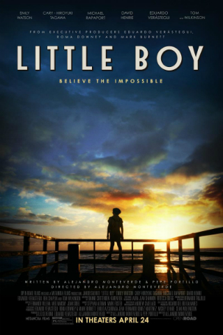 Little Boy [2015] [DVDR4] [NTSC] [Latino]