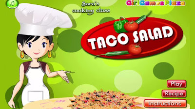 download game Sara Cooking Taco