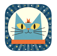 Aplicaciones del espacio - Astro Cat de Minilab space week apps