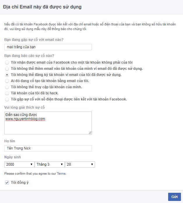 Tut unlock faq 723 cân spam bằng cách đá mail trắng bao chất LINK 641