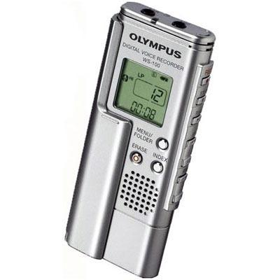Trying a digital voice recorder to help write my novel