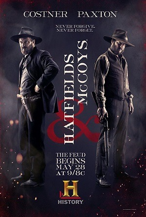 Hatfields e McCoys Séries Torrent Download capa