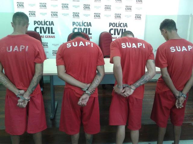 Operação policial termina com prisão de grupo envolvido em chacina na capital