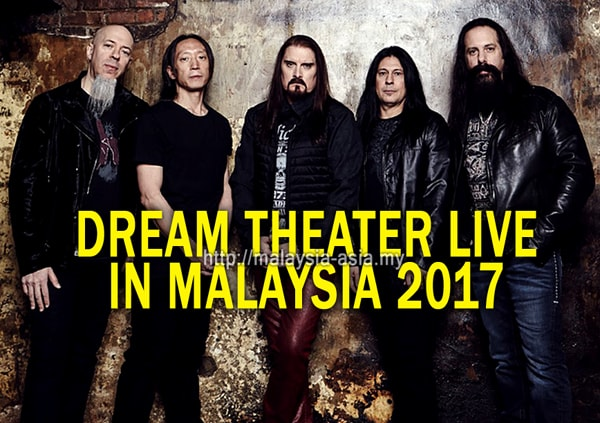 Malaysia Dream Theater Live Concert