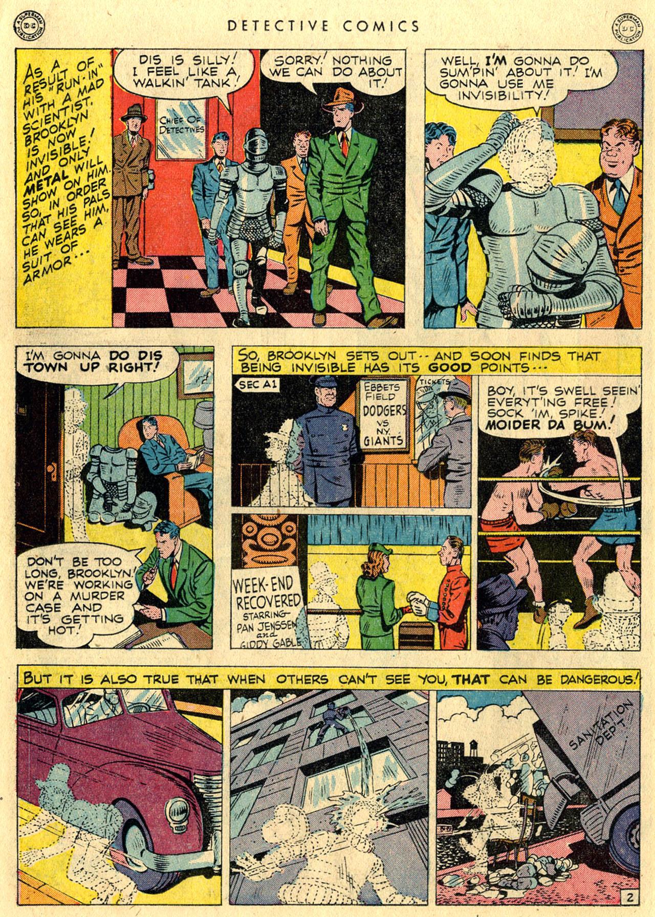 Read online Detective Comics (1937) comic -  Issue #118 - 38