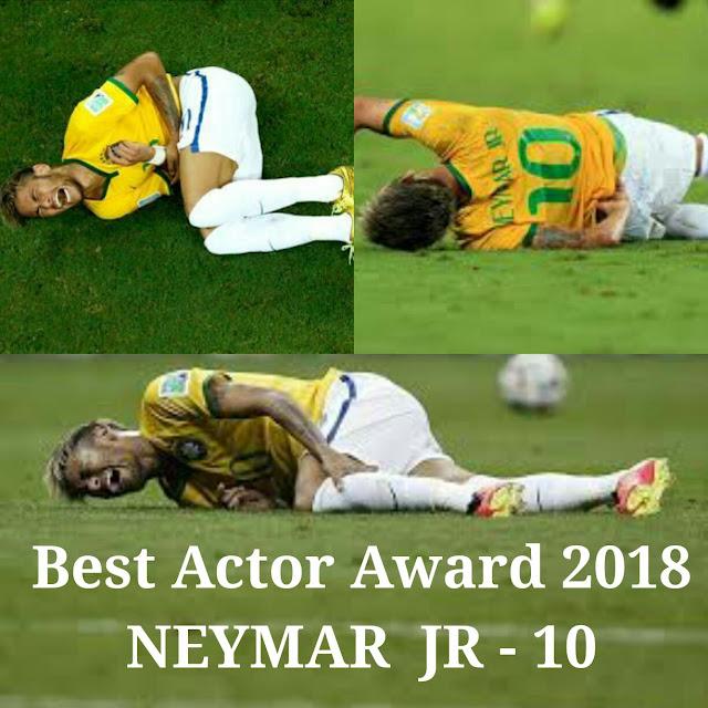 neymar trolls football troll