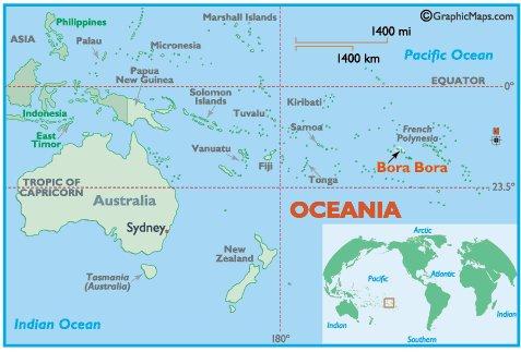 Bora Bora Paraiso Exotico Para Una Luna De Miel Sitios Donde Viajar