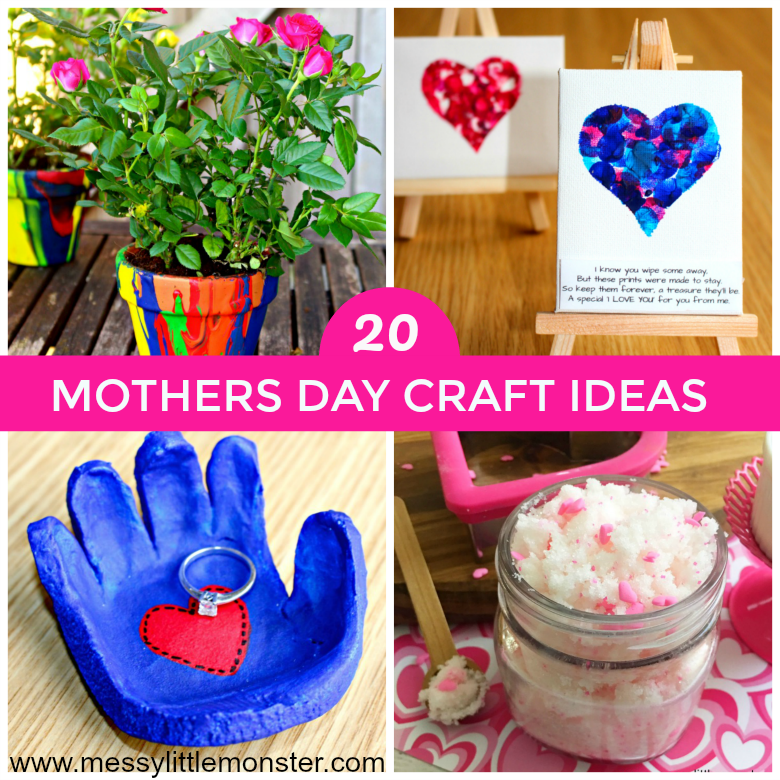 craft ideas for mothers day mothers day craft ideas 6210