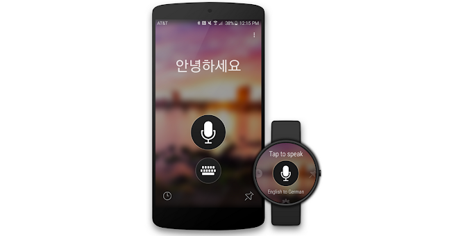 Microsoft Translator released for Android and Android Wear