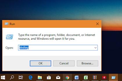 3 Cara Melihat Spek Komputer Untuk Windows 10 yang Lengkap