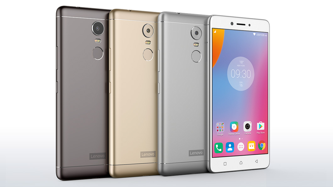 Lenovo K6 Note gets Android 7.0 Nougat Update""