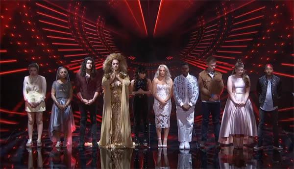Top 7 Besar American Idol