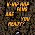 [TOUR] Nueva gira de K-HIP HOP en Europa #EuropeTour2018