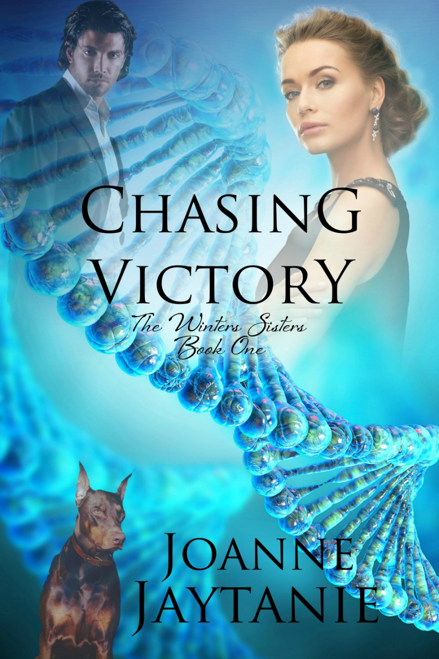 Chasing Victory, The Winters Sisters, Book One
