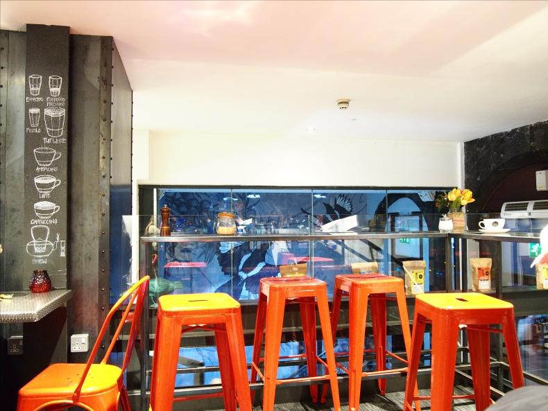 Gordon Street Cafe, Glasgow