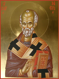 St.Nicholas Daniel Neculae